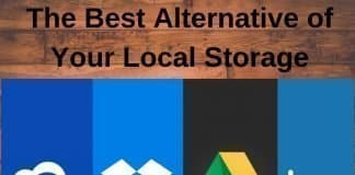 Cloud Storage: The Best Alternative of Your Local Storage