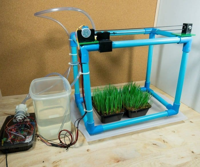 Automatic Plant Watering System IoT Project