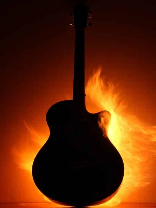 Strings on Fire-4