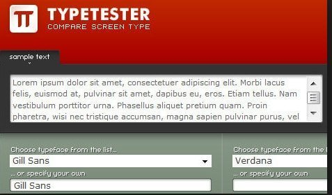 Typetester Cloud Open Source Software