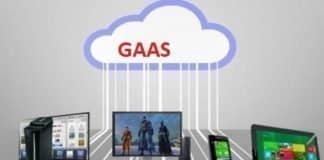 Games as a service (Cloud GaaS) of Cloud Games