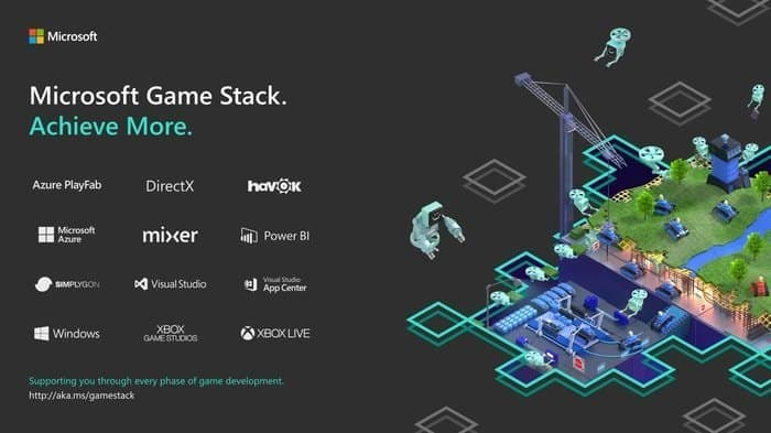 Microsoft Azure Cloud Games