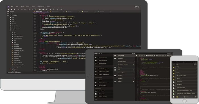 Codeanywhere Cloud IDE