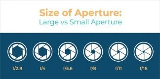 Aperture Size for Photography: Large vs Small