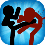 Stickman fighter - Epic battle