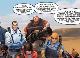 Team Fortress 2 Comedy Game Reviews