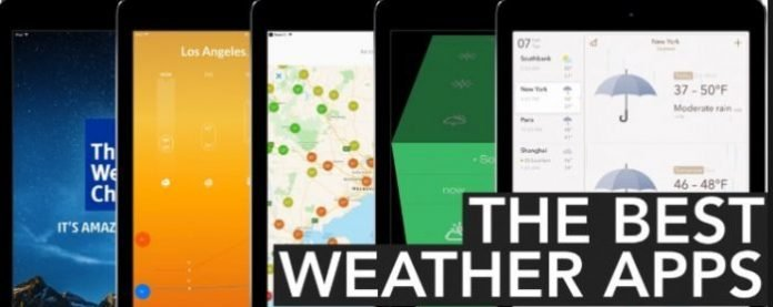 The best weather apps for android
