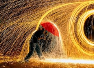 slow shutter speed photography featured