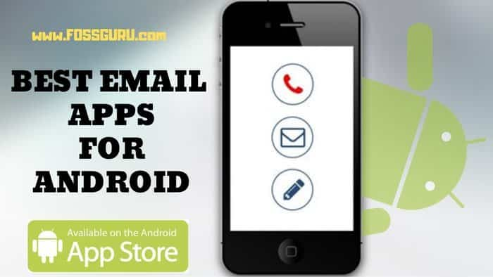 android best email app 2018