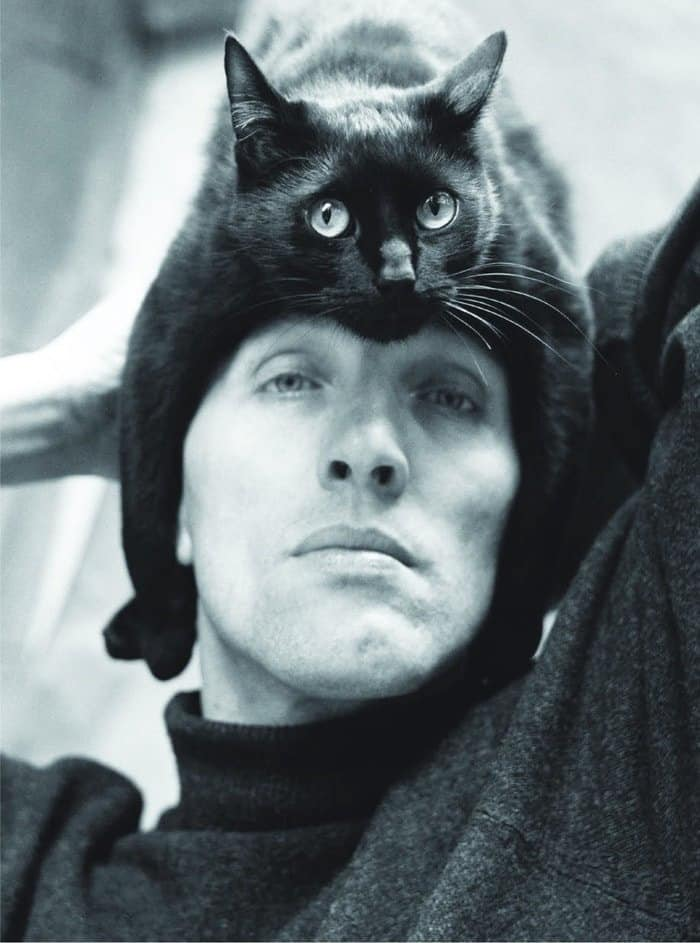 self portrait photography with pets 5