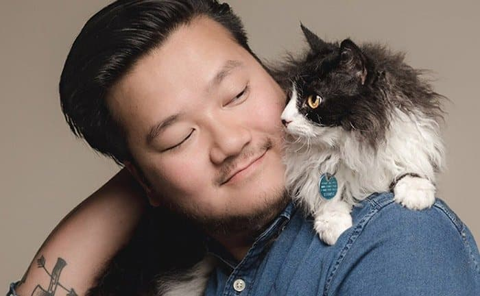 self portrait photography with pets 6