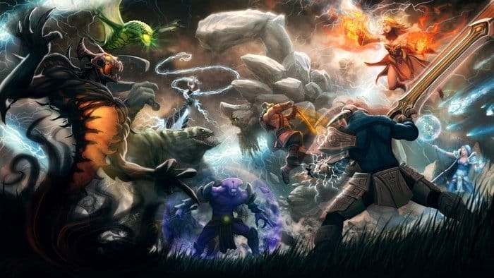 DOTA 2 is the official sequel of the successful game Warcraft III Defense of the Ancients.