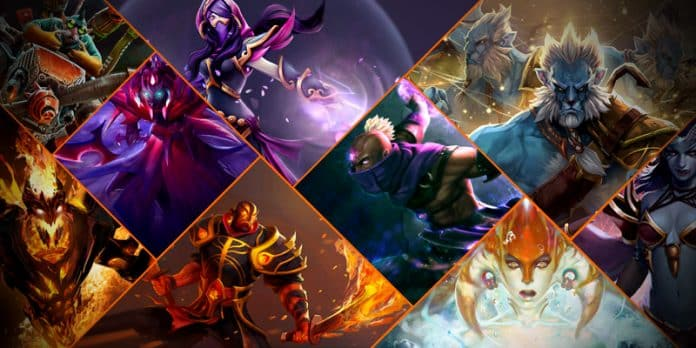 Dota 2 Heroes of Multiplayer Games Review for the Game Lover