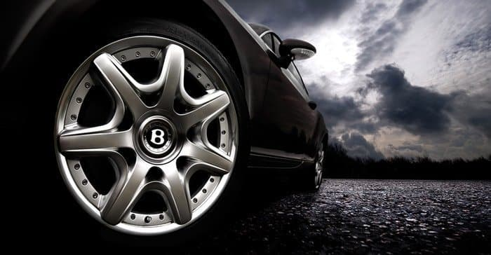automotive photography wheels and tires