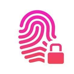 Fingerprint Login and password iPhone app lock