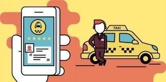 Making Uber Like Taxi App
