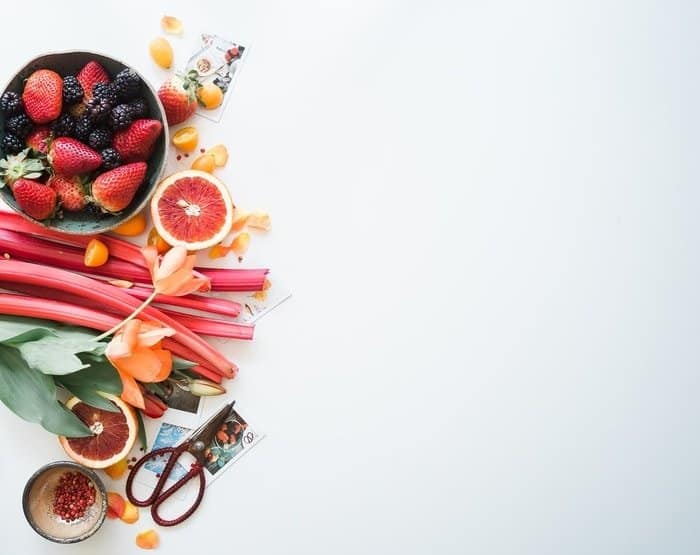 neat and clean food photography tips