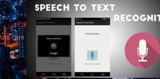 Speech To Text Apps For Android