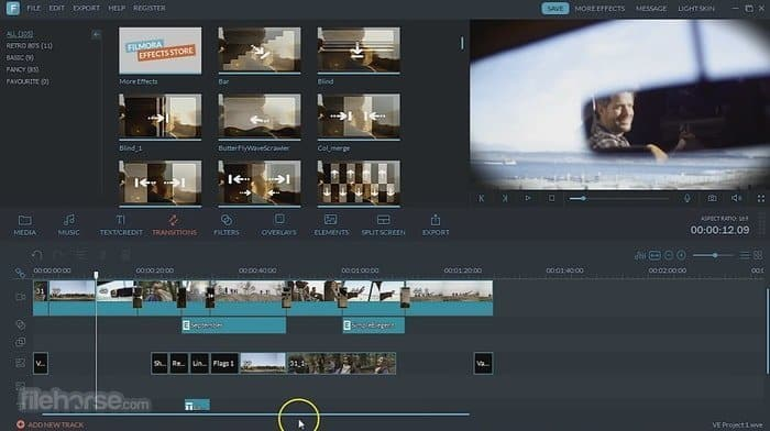 Wondershare Filmora9 Video Editor