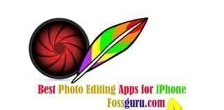 best photo editing apps for iPhone fossguru