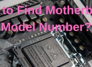 Find Motherboard Model Number On Your Windows PC