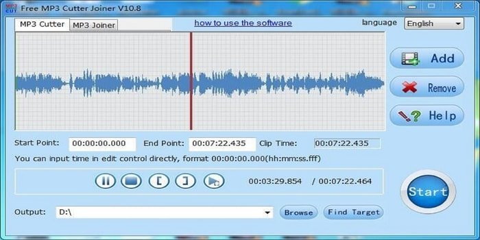best mp3 cutter and joiner online free