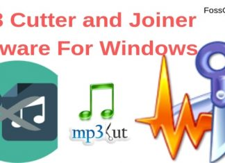 MP3 Cutter And Joiner Software For Windows