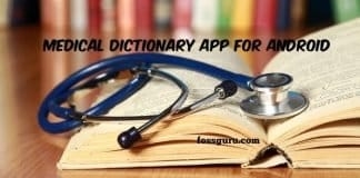 medical dictionary apps