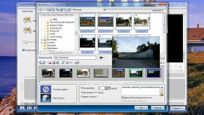DVD MovieFactory Pro 7