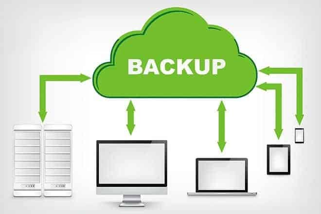 easy recovery and backup not on-premise