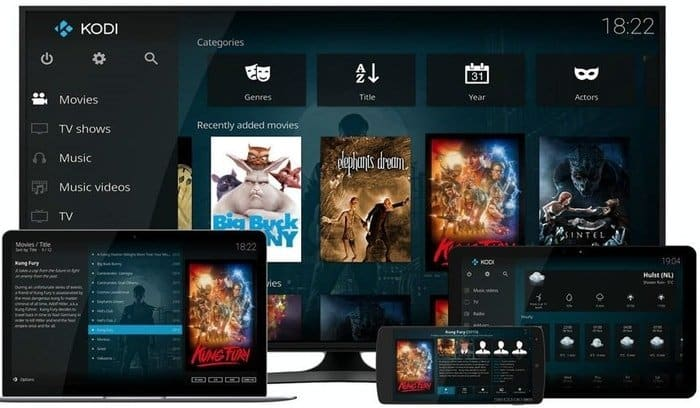 KODI : best video player and KODI TV Apps for Android
