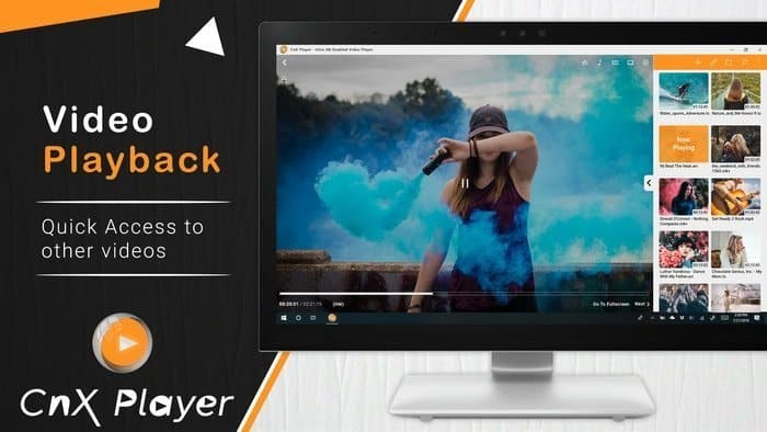 cnx Player: best video player