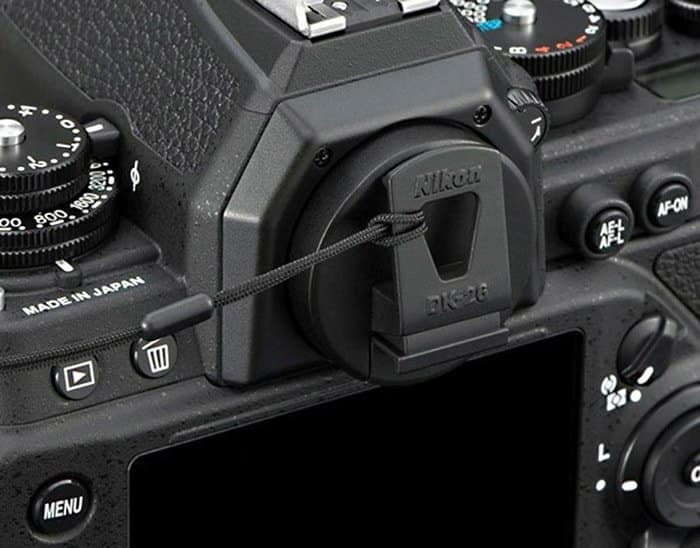 light leakage dslr or mirrorles