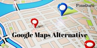 Google Maps Alternative