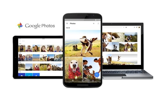 Google Photos-Photo Editing Apps for Android