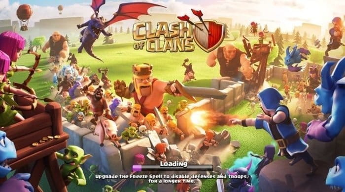 Clash of Clans, one of the best strategy game for Android and iOS