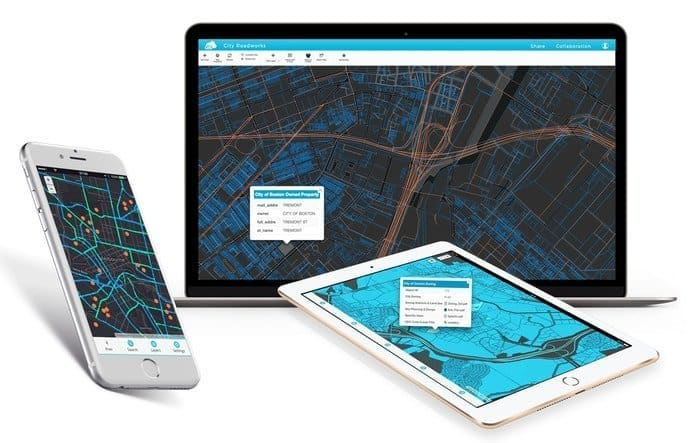 GIS Cloud as web mapping tools