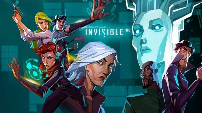 Invisible Inc. a Good Strategy game