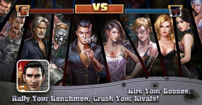 Mafia City: One of the best strategy games for Androids