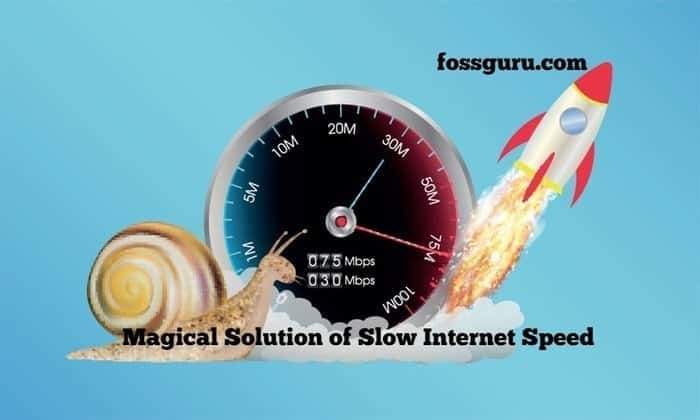 Top 20 Magical Solutions To Fix The Slow Internet Speed Problem