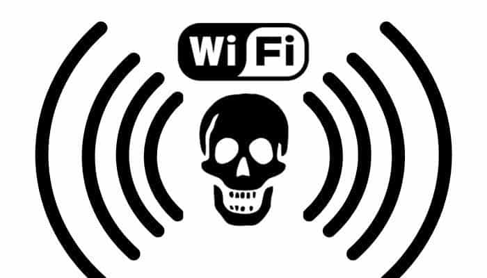 wifi hacking slow internet connection