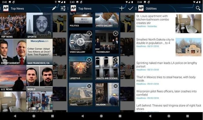 AP News: The Best News App For Prompt News