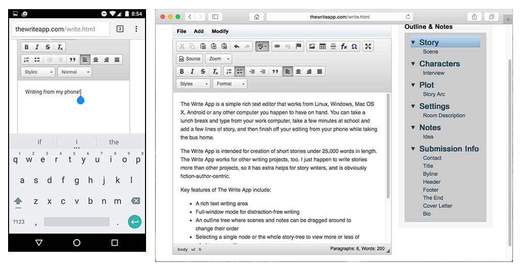 Writer App: Best Poem Writing App for the Busy Writers