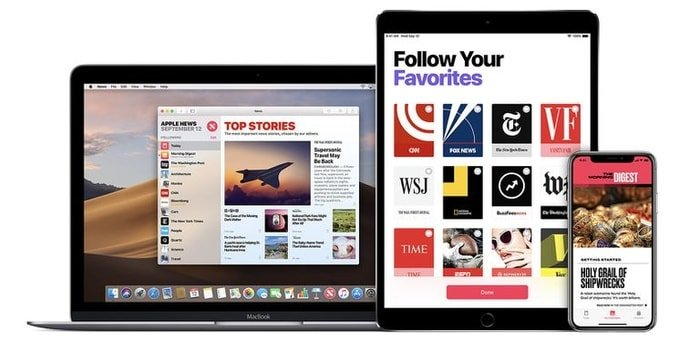 Apple News: Best News Aggregator App for iPhone and iPad Users