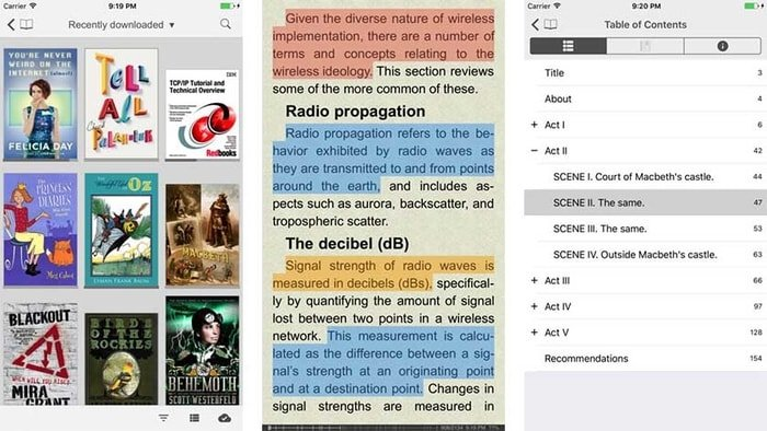 FBReaderBest Reading Apps for Android