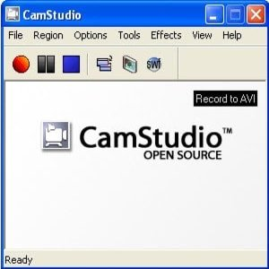 CamStudio is an open-source screen recording software of Render Soft which started its journey in 2001.