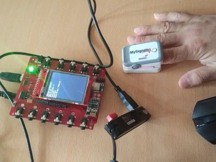 Heart Beat Detection and Monitoring System