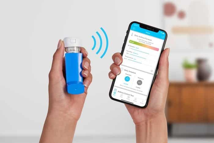 IoT Connected Inhaler
