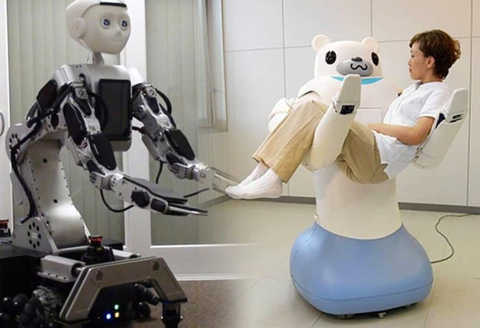 IoT enabled Nurse Assistant Robot