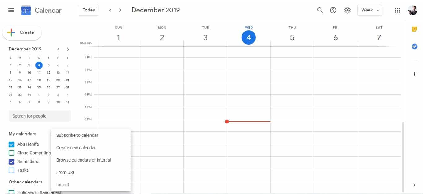 Sync Outlook Calendar with Google